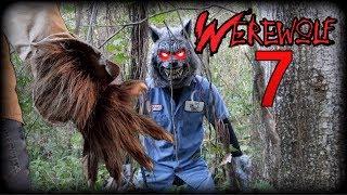 Werewolf Sneak Attack 7!! Werewolf Vs Werewolf Nerf Battle!