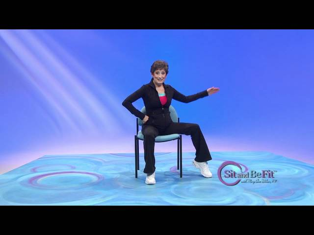 Sit and Be Fit - Prevent DVT segment