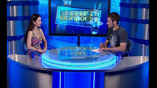 Samira - интервью о танце живота