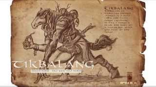 Creatures of the Philippines - ASWANG, BALBAL, TIKBALANG, BERBEROKA, MANANANGGAL
