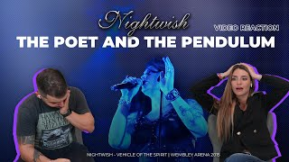 I almost cry 😢| NIGHTWISH The Poet and the Pendulum - Live Wembley Arena 2015 | RafaReactions N1CKS