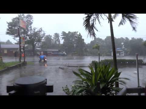 Typhoon Yolanda in Victorias City (Lopue's Victorias)