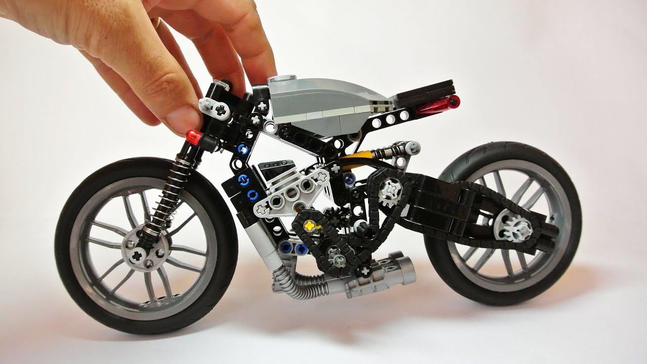 Lego Cafe Racer