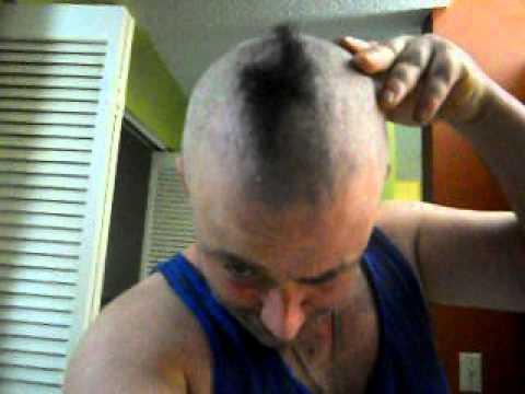 Lightning Bolt Hair