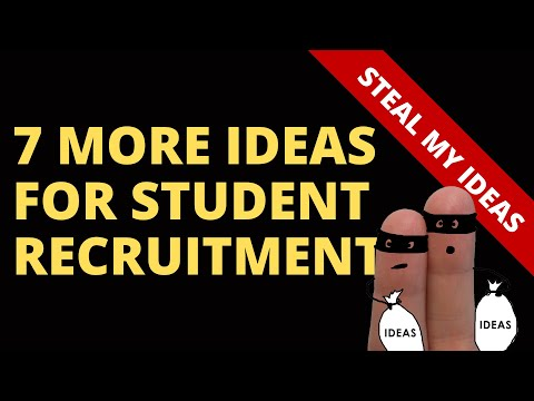 7 Enrollment Marketing and Student Recruitment Ideas for Higher Education
