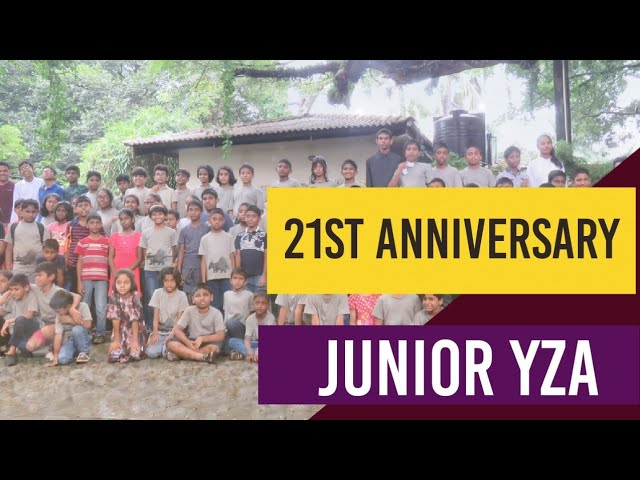 21st Anniversary of Junior YZA