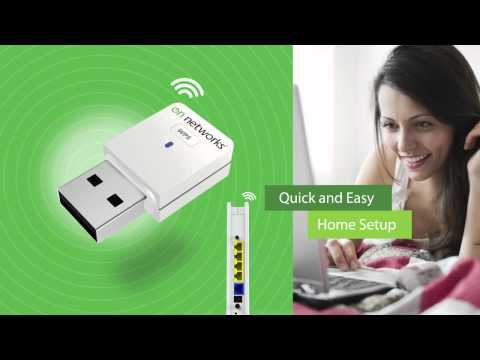 On Networks N300 WiFi USB Micro Adapter