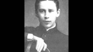 Sergei Prokofiev Music For Children op. 65, Inna Heifetz, piano