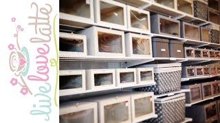 VLOG: Shop with Me at The Container Store