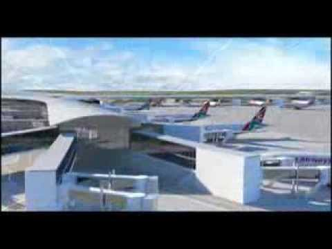 Introducing Africa's next big attraction-The JKIA Greenfield Terminal