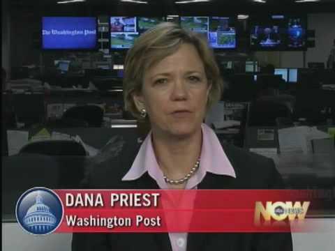Washington Post's Dana Priest On 'Top Line'