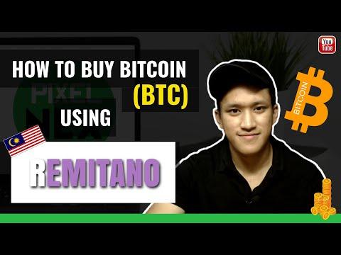 How To Buy Bitcoins (BTC) In Malaysia Using Remitano