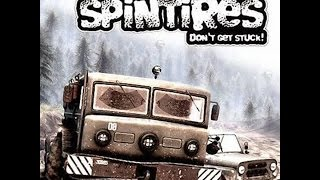 SpinTires карта Автобус(, 2017-01-24T22:58:10.000Z)