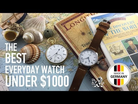 The Best Value Everyday Watch Under $1000 - Stowa 36mm Marine Classic Review