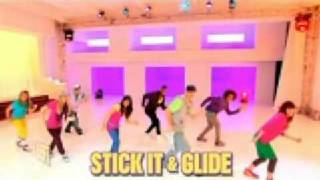 Miley Cyrus Hoedown Throwdown Dance Steps