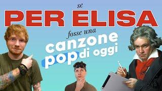 PER ELISA in versione POP 🎶