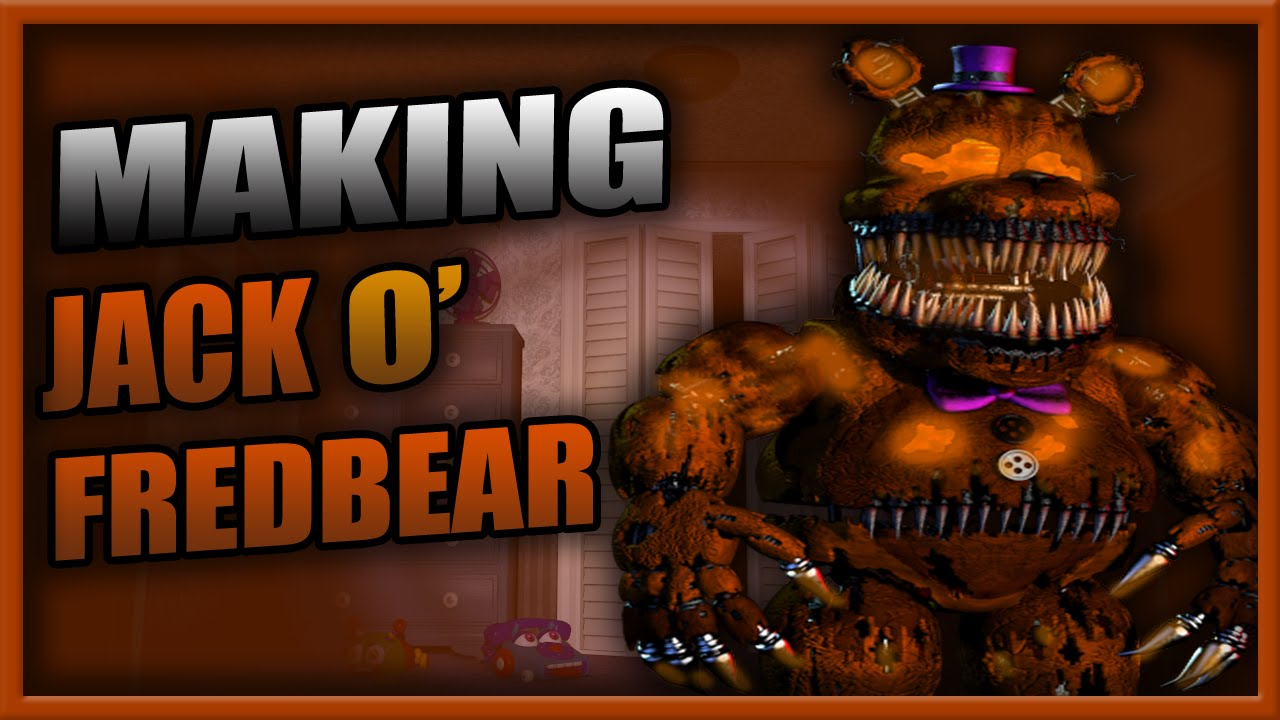 Jack O Fred Bear Related Keywords & Suggestions - Jack O