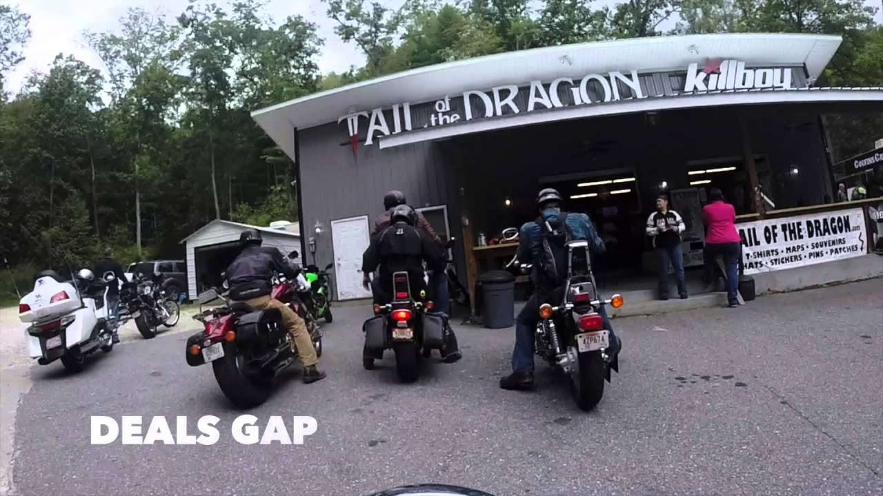 East Tennessee Motorcycle Ride You