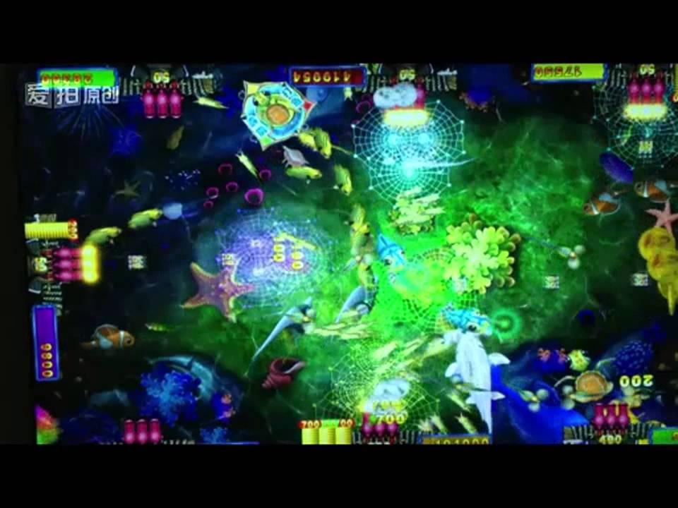 Fish Table Game Ocean Legend | Intelligent Game