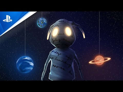 A Tale Of Paper - Gameplay Trailer | PS4