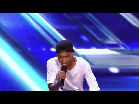 Josh Levi - Come and Get It (The X Factor 2013)