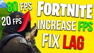 COMMENT À PLAY FORTNITE SANS N'importe quel LAG ET PERFECT GRAPHIC 2019 APRIL UPDATED!!! LA FAÇON LA PLUS FACILE