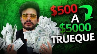 CONVIERTE $500 EN $5000 CON TRUEQUES