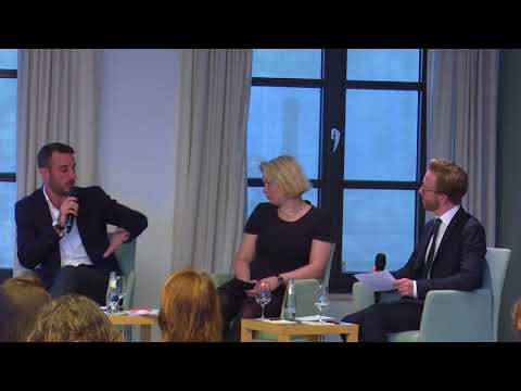 ART. TALKING BUSINESS. 2017 Daniel Lever, Jeni Fulton & Moderator / Closing Remarks