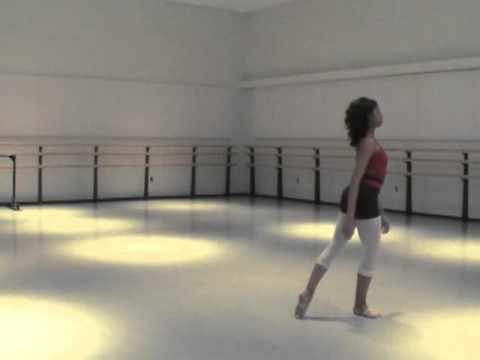 Baltimore School For the Arts - Portrait of Dancer (BSA)