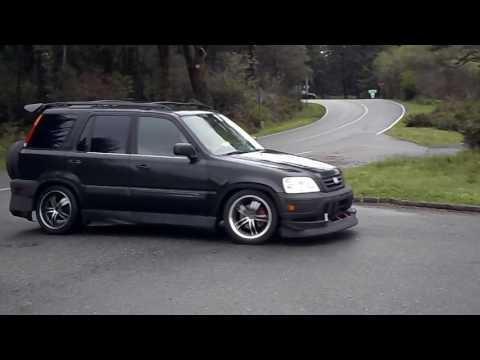 1998 Honda CRV Cambered, JDM, Lowered, Stanced, Body Kit, Drift, JDM Lifestyle, Slammed, Modified