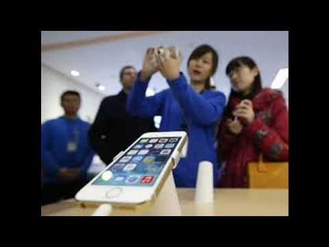 Apple iPhone a danger to China national security