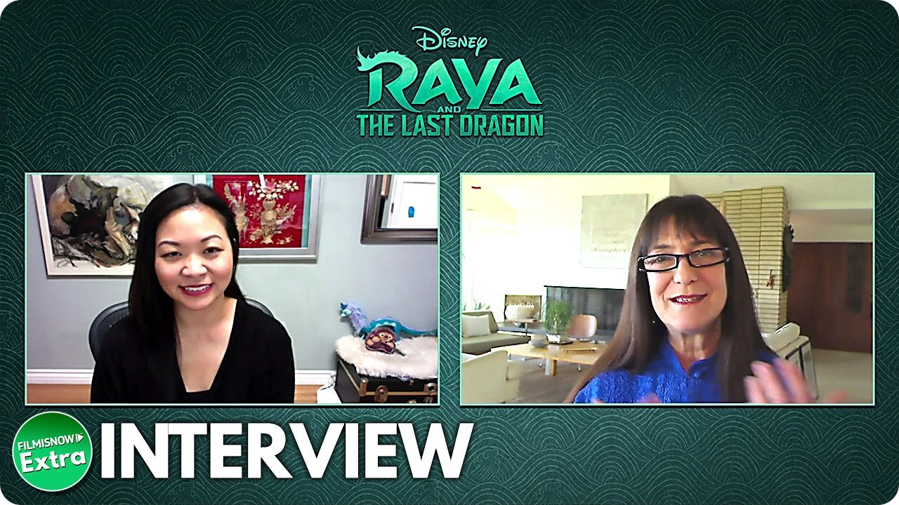 RAYA AND THE LAST DRAGON | Adele Lim & Osnat Shurer Official Interview