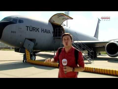 İncirlik'te Bir Gün 19 Eylül 2015 Osman Girgin Özel Haber