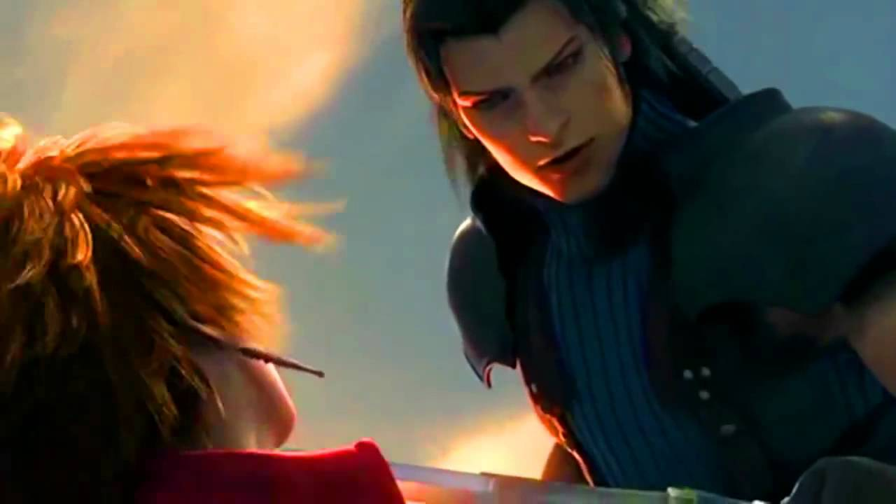 Final Fantasy 7 Crisis Core Angeal Vs Genesis Vs