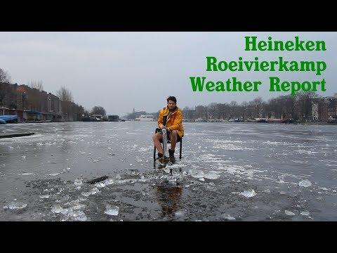 Heineken Roeivierkamp Weather Report 2018