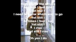 Yolanda Adams(Still I Rise) Lyrics