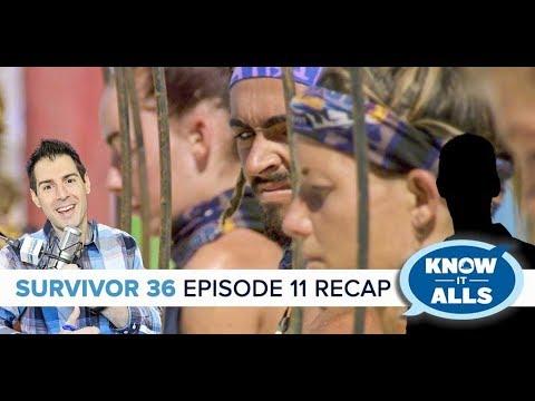 Survivor Know-It-Alls   Ghost Island Episode 11 Recap
