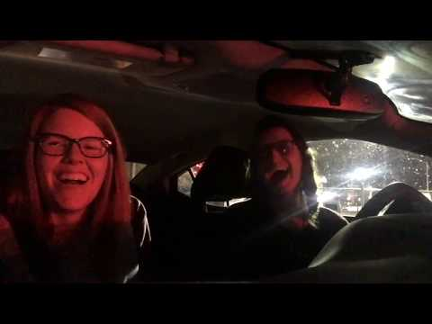 Carpool Karaoke at the IMS Lights