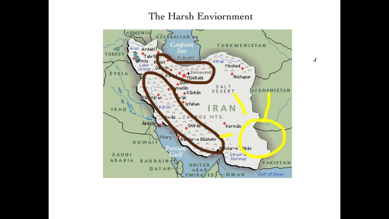 The Geography of the Iranian Plateau YouTube