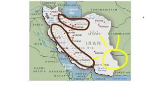 The Geography of the Iranian Plateau