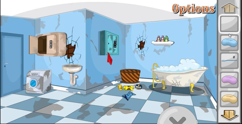 Escape Room Bathroom Level 1 escape games-puzzle bathroom level 2 walkthrough - youtube