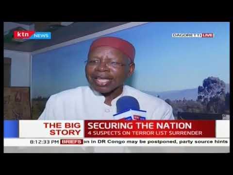 Can \'Nyumba kumi\' initiative save Kenyans from future terror attacks | #TheBigStory Part 1