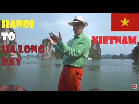 """BBC's Great Asian Railway Journeys  """"Hanoi to Ha Long Bay"""" S01E10 [1080P] HD"""