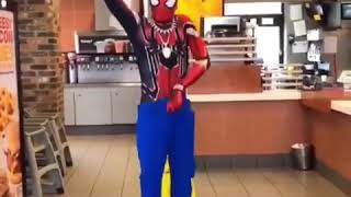 Spiderman Thotiana