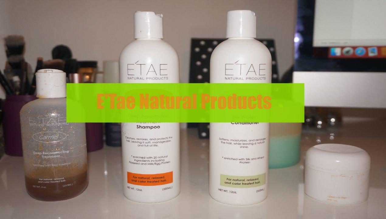 Hair  Straightening Natural Hair using E\u002639;Tae Natural