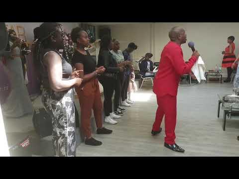 Dan Em Live Perfomance In Ebenezer GOSPEL Centre Northampton