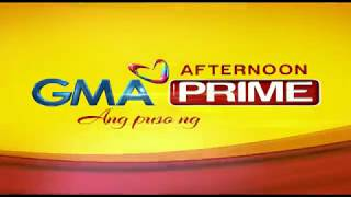 GMA-7: GMA Afternoon Prime Identification [MAY-2017]