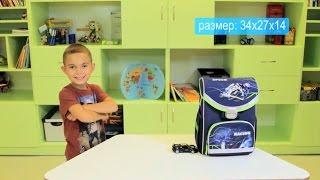 Обзор школьного рюкзака Kite модель 529