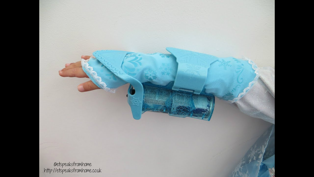 Mummy Bird » Frozen Magic Snow Sleeve and Deluxe Elsa Costume