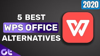 Top 5 Best WPS Office Alternatives in 2020 | Office on Android | Guiding Tech screenshot 4